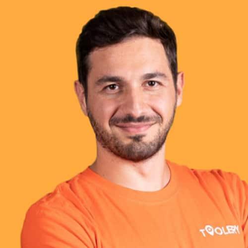 Toolery Chi siamo Alessandro Biagetti