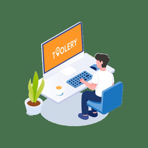 Toolery Piattaforma in cloud integrata